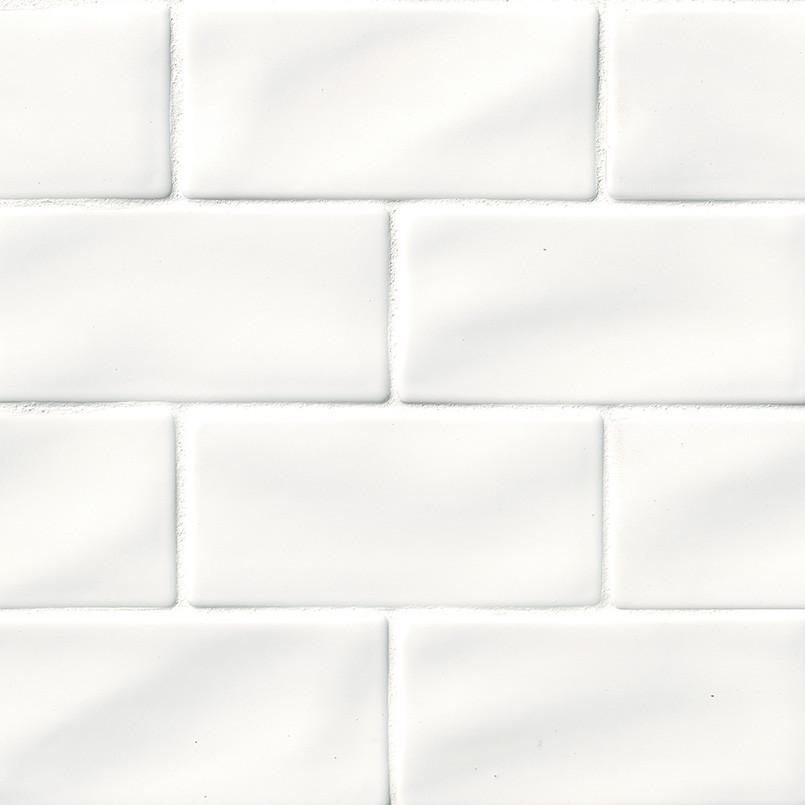 Whisper White Tile