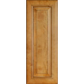 Savannah Harvest Glaze Wall Cabinet Sample