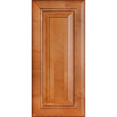 Savannah Sienna Glaze Wall Cabinet Sample