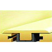 """8338-B Aged Walnut T-Mold 7'-8""""L x 1.77""""W x .39""""T"""