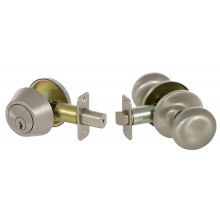 Saxon Satin Nickel