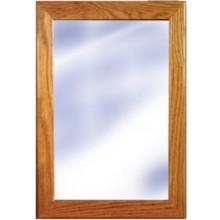 Oak Frame Medicine Cabinet 96141CR1-CL