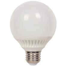 7 Watt Globe G25 Dimmable LED Light Bulb