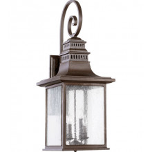 Magnolia 4 Light Outdoor Wall Lantern 7043-4-86