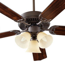 Capri 3 Light Oiled Bronze Ceiling Fan 77525-1786
