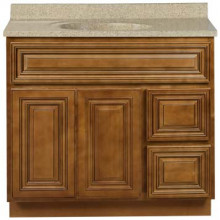 Bathroom Vanity - Charleston Coffee Glaze