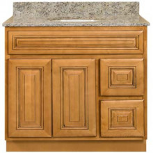 Bathroom Vanity - Savannah Harvest Glaze