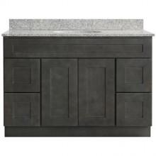 Bathroom Vanity - Shaker Gray