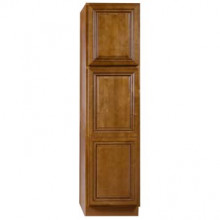 Linen Cabinet - Charleston Coffee Glaze
