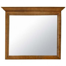 Vanity Mirror - Charleston Coffee Glaze