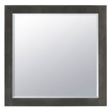 Vanity Mirror - Shaker Gray