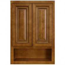 Overjohn Cabinet - Charleston Coffee Glaze