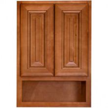 Overjohn Cabinet - Savannah Sienna Glaze
