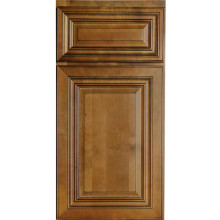 Charleston Coffee Glaze Cabinet Sample