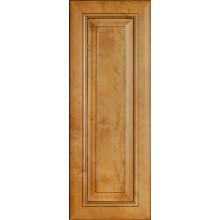 Savannah Harvest Glaze Wall Cabinet Sample