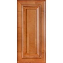 Savannah Sienna Glaze Wall Cabinet Sample