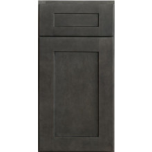 Shaker Gray Cabinet Sample