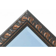 Venetian Bronze Mirror Image