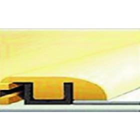 """8128-5 Aspen Oak Reducer 7'-8""""L x 1.77""""W x .47""""T"""