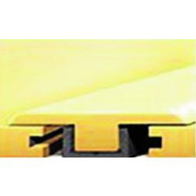 """8128-5 Aspen Oak T-Mold 7'-8""""L x 1.77""""W x .39""""T"""