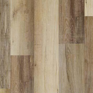 Natural Oak Rigid Vinyl Plank Super Home Surplus Store View