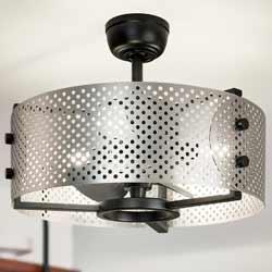 Eyrie Fandelier Style Ceiling Fan