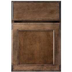 Portrait - Nutmeg - Kith Kitchens Cabinet Sample