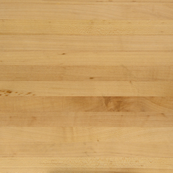 Maple Pre-Finished Butcher Block Countertop Sample