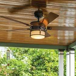Ahrendale Outdoor Ceiling Fan