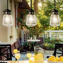 Lyndon Outdoor Pendant Light