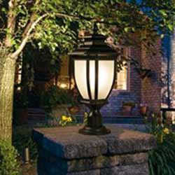 Salisbury Outdoor Post Light Fixture