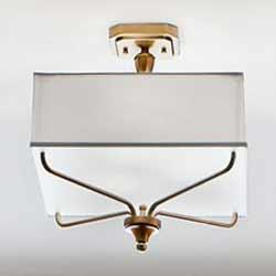 Arlo Semi Flush Mount Ceiling Light