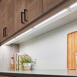 4U Series Under Cabinet LED Task Lighting