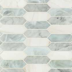 Cienega Springs Marble & Glass Tile