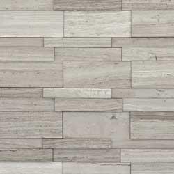 Metro Gray Natural Honed Limestone Tile