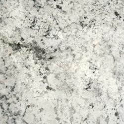 White Diamond Granite Countertop Sample